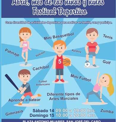 Invita IMD al festival para niños y niñas