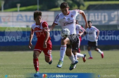 Sudcaliforniano a la Selección Sub16