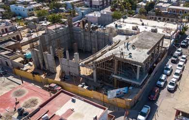Por concluir remodelación del Teatro Miguel Lomelí Ceseña