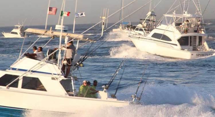 Arranca tradicional Torneo de Pesca Deportiva