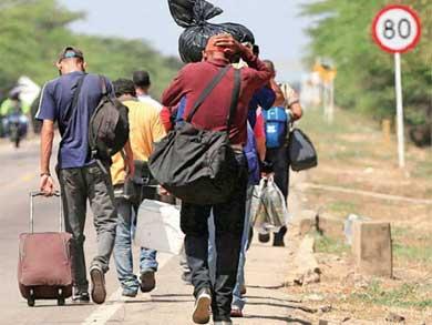 Promete EU ayuda a los venezolanos