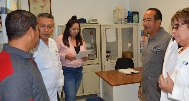 Fortalecerán servicios médicos en centros estatales de readaptación