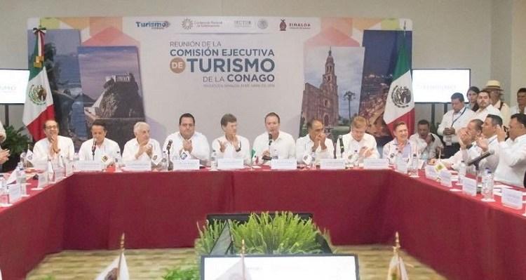 Se reúne Comisión de Turismo de la Canago En Mazatlán