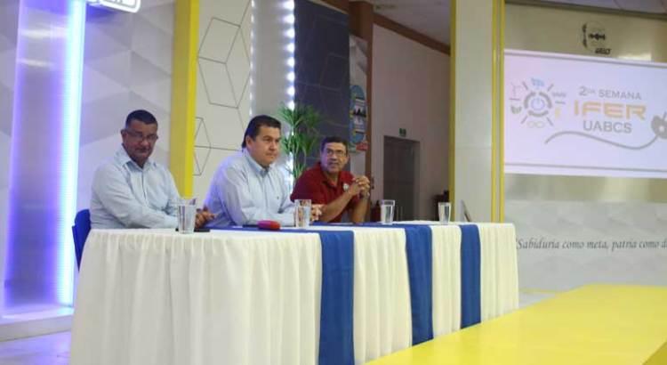 """Inauguran """"2da Semana de Ingeniería en Fuentes de Energía Renovable"""""""