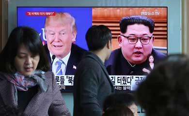 Prevén pronta reunión Trump-Kim