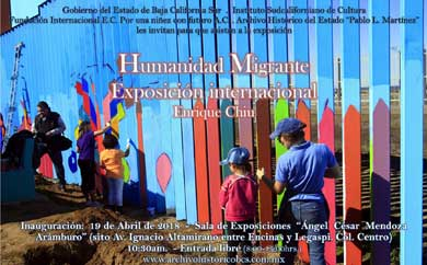 """Invitan a """"Humanidad Migrante"""""""