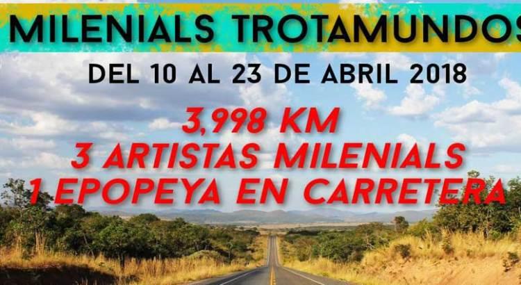 """Llega """"Milenials Trotamundos"""" a La Paz y Los Cabos"""