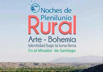 Ya viene el Plenilunio Rural