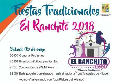 """Vamos a las Fiestas """"El Ranchito"""""""
