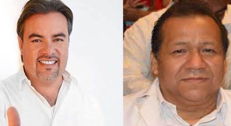 Presentaron registros Marcos Almendáriz Puppo y Josué  Estrada