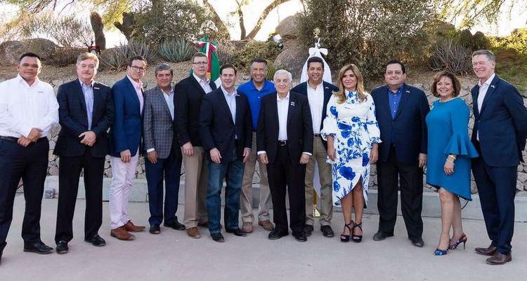 Participa gobernador en cumbre de gobernadores y premieres de América del Norte
