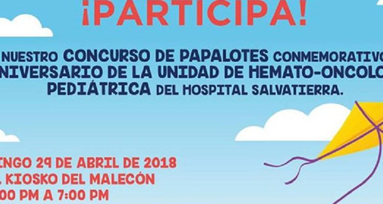 Celebrarán V aniversario de la Unidad de Oncología Pediátrica del Hospital Salvatierra