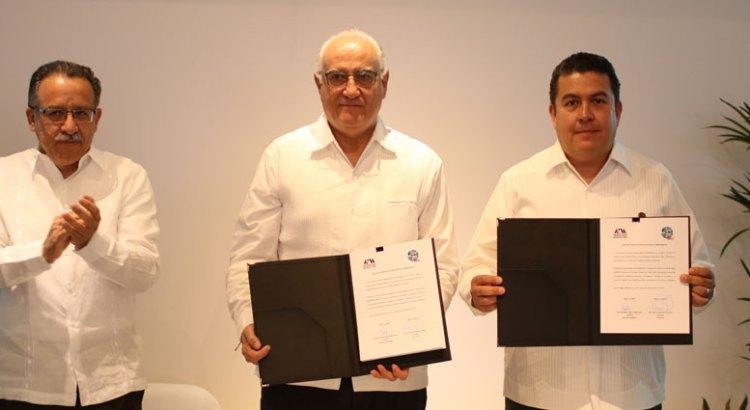 Ratifican convenios colaboración UABCS y la UAM