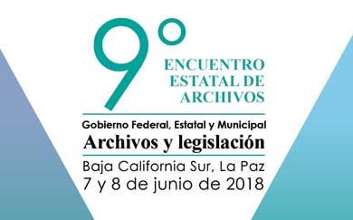 9° Encuentro Estatal de Archivos