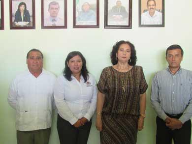 Reinauguran la Galería de Presidentes de la CEDH