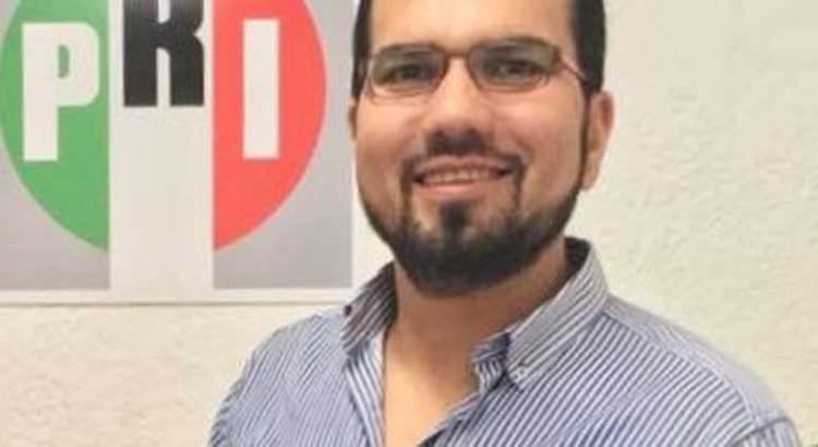 """Pinta Javier Martínez """"su raya"""" en el PRI"""