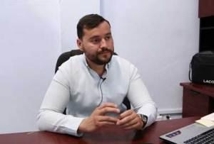José Armando Meza Castro, encargado del despacho de Transparencia y Acceso a la información del H. XII Ayuntamiento de Los Cabos