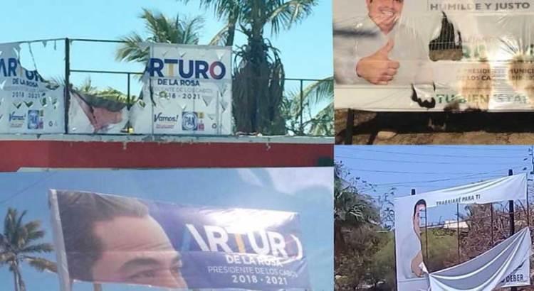 """Denuncian """"guerra sucia"""" contra candidatos a Alcaldes"""