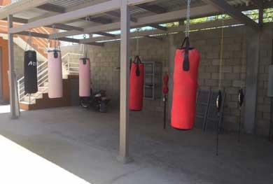Tendrá gimnasio de box la colonia Gastelum