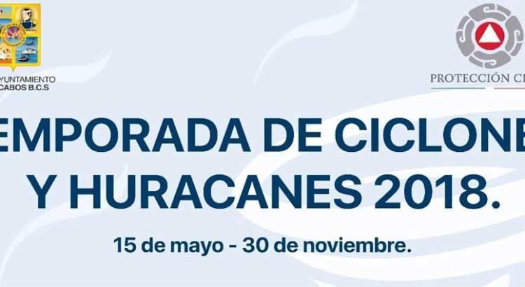 Todo listo para la temporada de Huracanes 2018