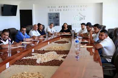 """Afinan detalles del torneo """"Los Cabos Open Surf"""""""