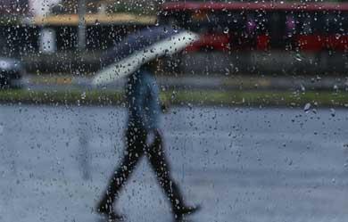 Pronostica SMN tormentas en 10 estados del país