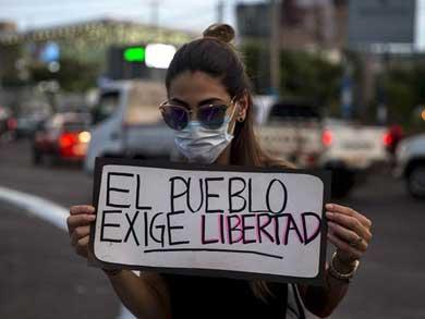 Nicaragua,  día 21