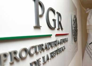 Presentan bancos denuncia ante PGR