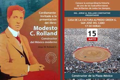 Rolland, constructor del México moderno