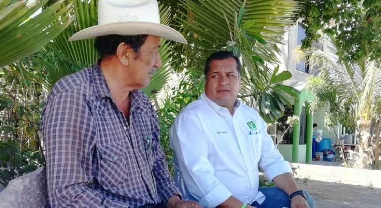 Visitó Saúl González La Rinconada y Misiones de Loreto