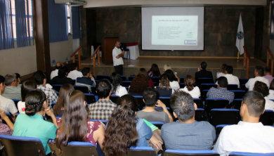 Celebran ciclo de conferencias en la UABCS