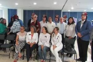 inauguración del primer encuentro de carácter internacional del Club Shriner La Paz - Los Cabos