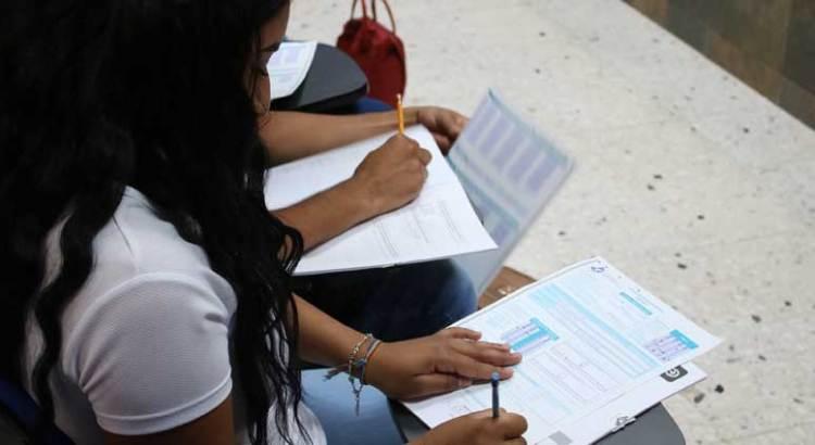 Más de 4 mil aspirantes presentaron examen de admisión en la UABCS