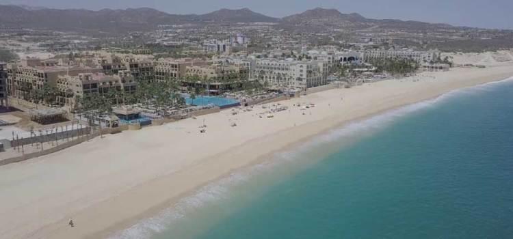En condiciones sanitarias óptimas las playas de BCS