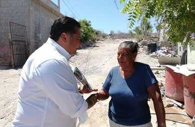 Sigue siendo la prioridad mejorar el servicio de agua potable en La Paz