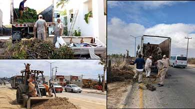 Atiende Servicios Públicos caminos del municipio