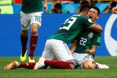 México sorprende al mundo