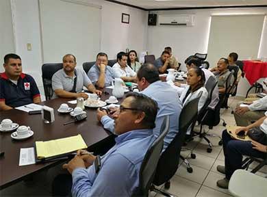 Trabaja Protección Civil en la prevención de derrames de hidrocarburos