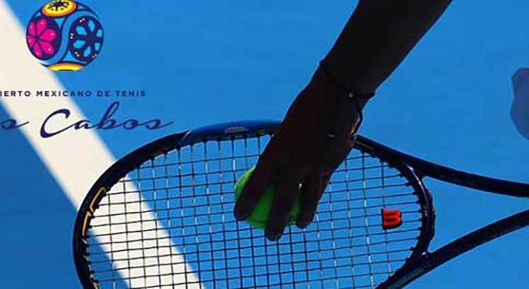 Será a puerta cerrada el Abierto de Tenis Los Cabos