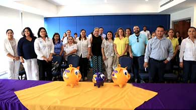 3ª. jornada de inclusión social del CRIT B.C.S.