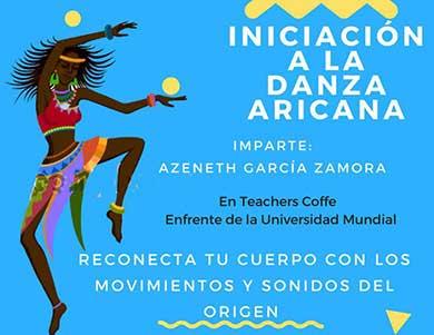 Taller de Iniciación a la Danza Africana
