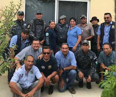 Se suma Gendarmería a la protección de la tortuga marina