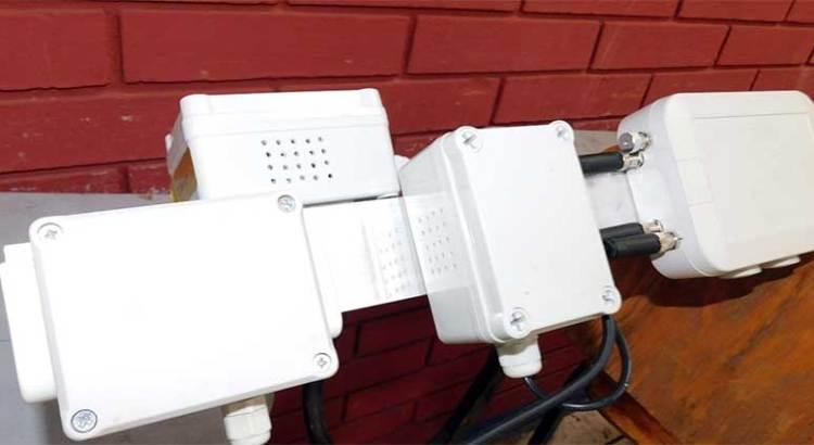 Instalan primer monitor de calidad del aire