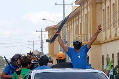 Cumple 3 meses la crisis de Nicaragua