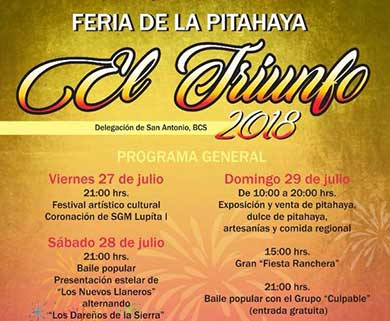 Vamos a la Feria de la Pitahaya