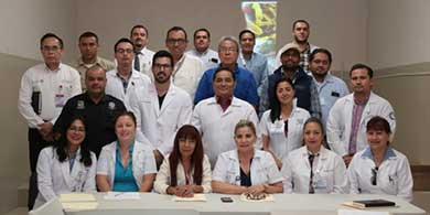 Sesiona Consejo Municipal de Salud