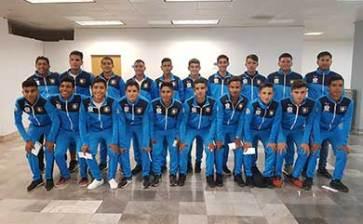 Viaja selección de BCS a Veracruz