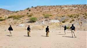 Reciben ministeriales curso sobre manejo de armas de fuego