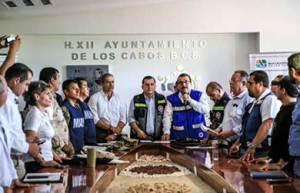 se instaló el Consejo Municipal de Protección Civil