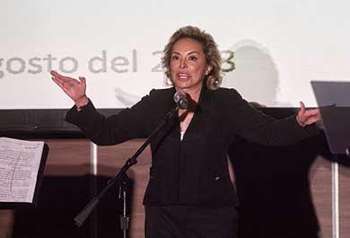 """""""Depende de los maestros"""" el regreso de Elba Esther"""